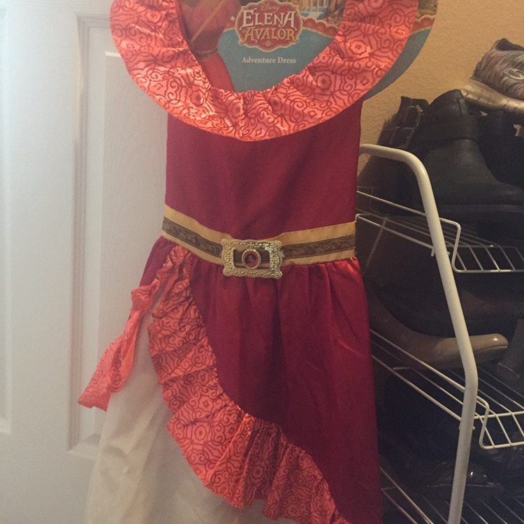 Elena of Avalor costume