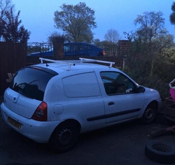 Renault Cleo 2