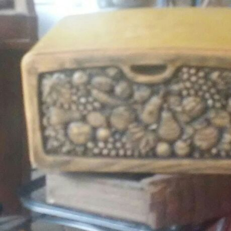 1940's bread box