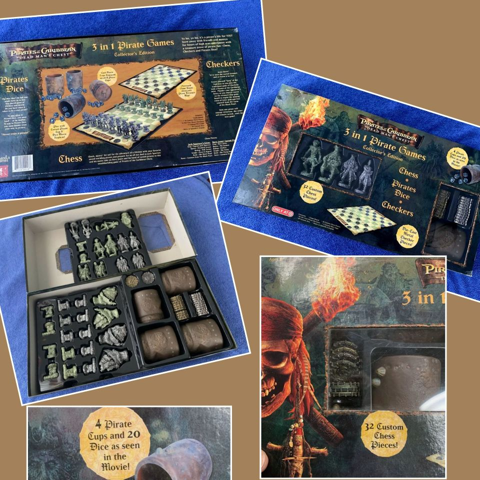 Pirates of the Caribbean Special Edition Game