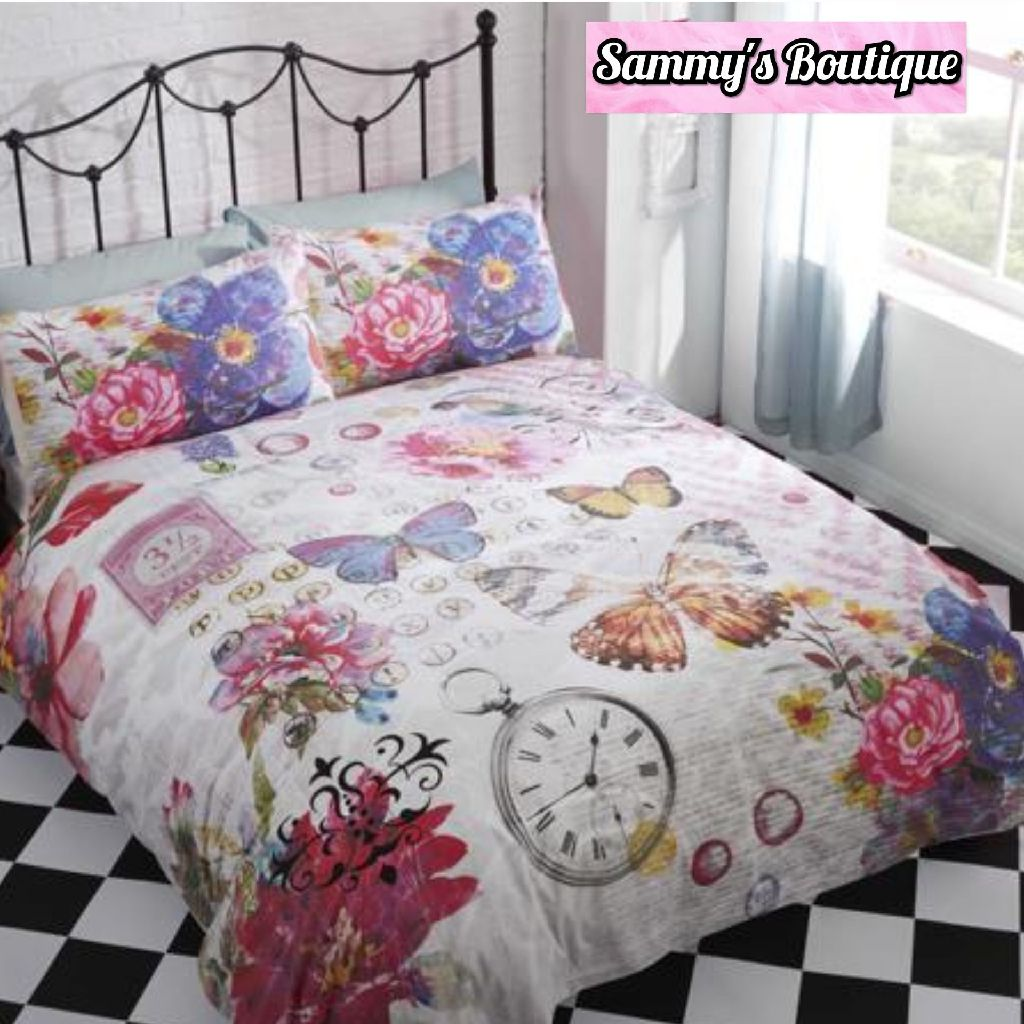 Eclectique Finders Keepers Duvet Set