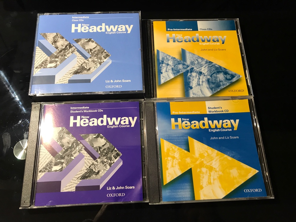 New Headway cd