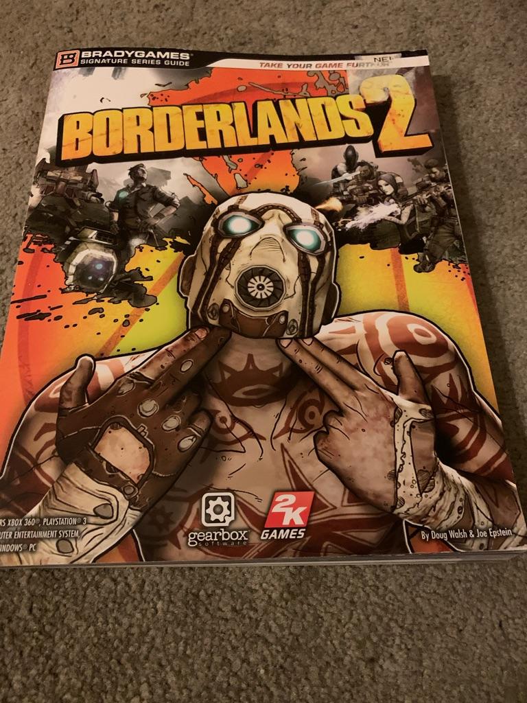Borderlands 2 Series Guide