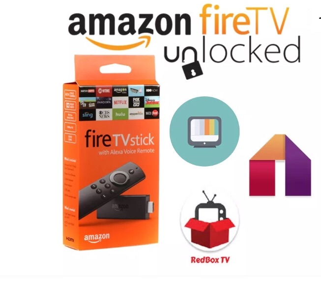New fire stick tv unlocked Fully Loaded kodi