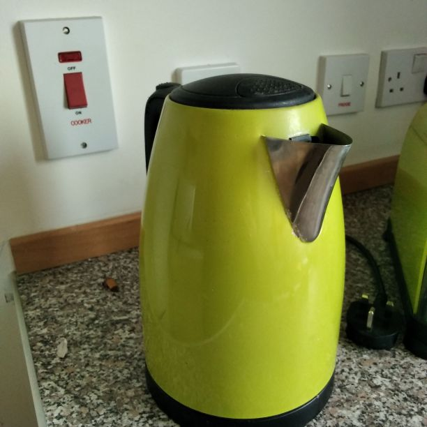 Lime kettle