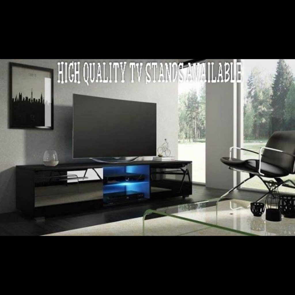 TV STAND HIGH GLOSS