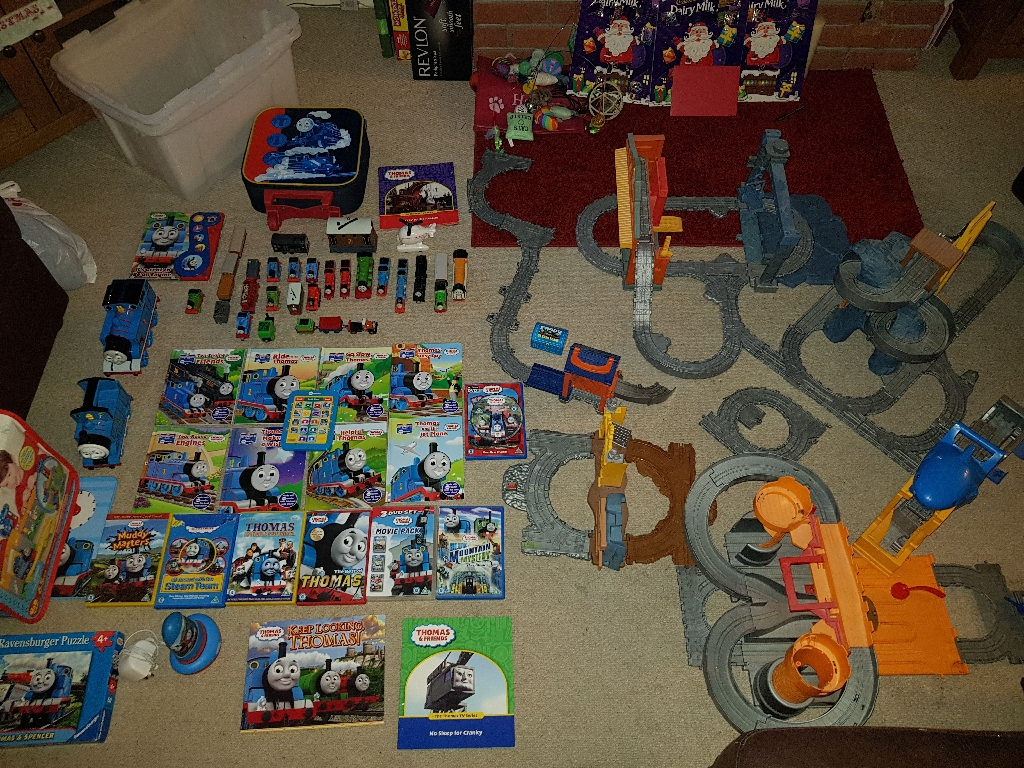 Thomas the tank huge bundle