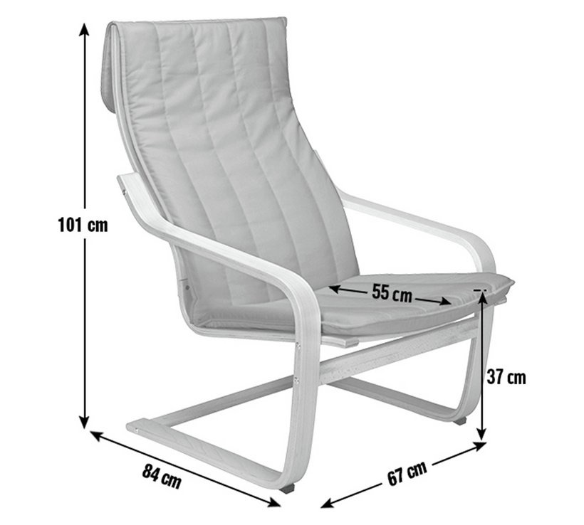 Relaxing chair