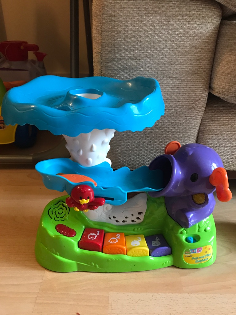 French toys for baby/toddler