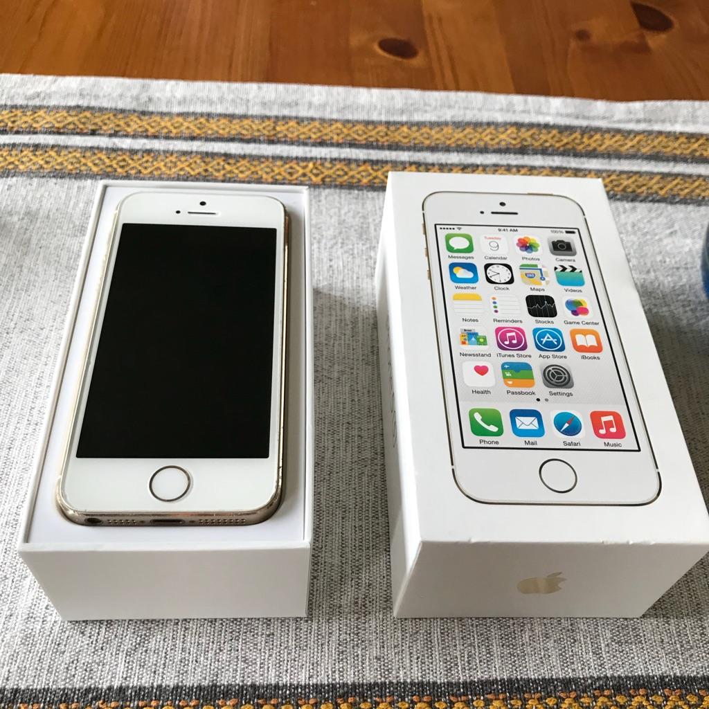 Apple I phone 5s