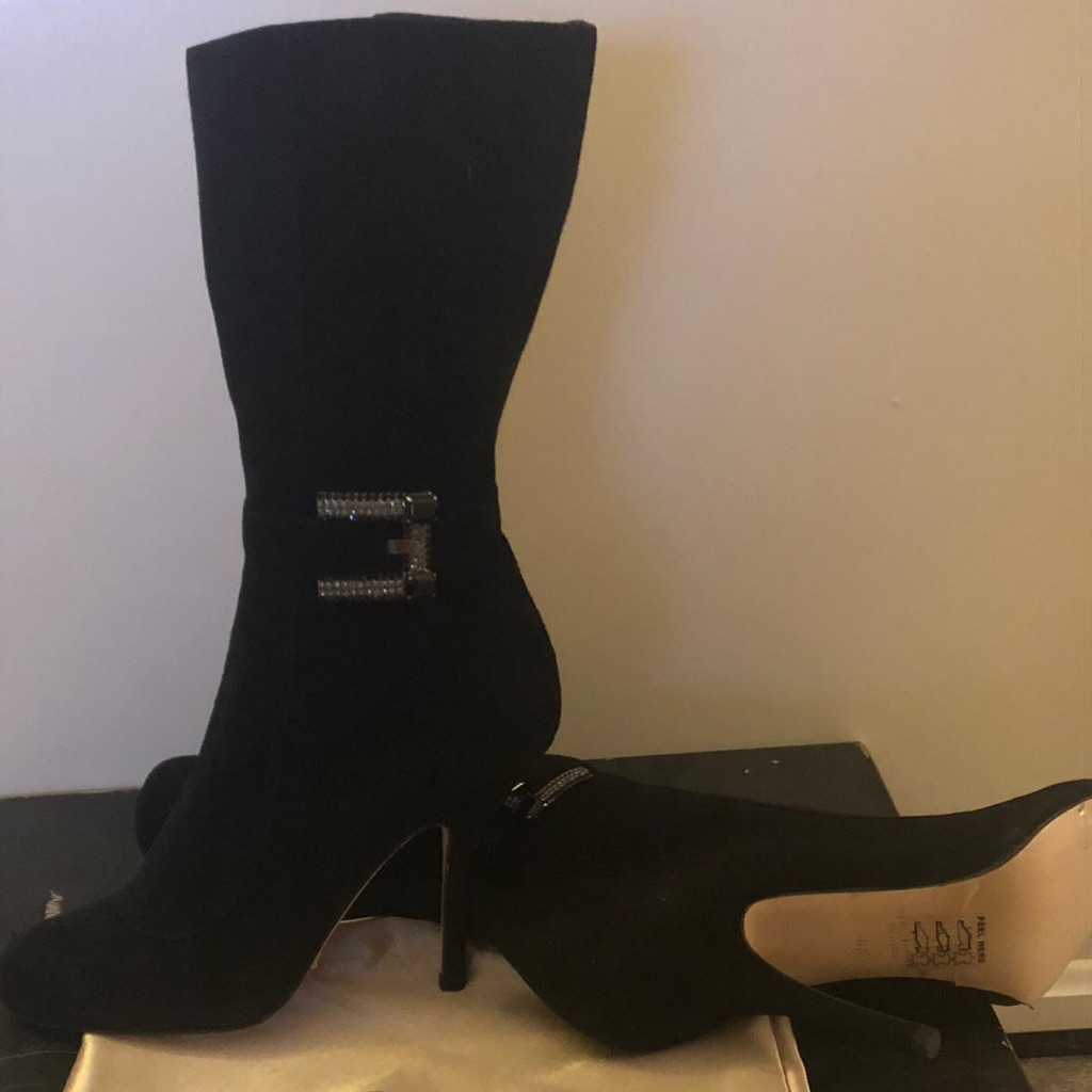 Gina of London boots