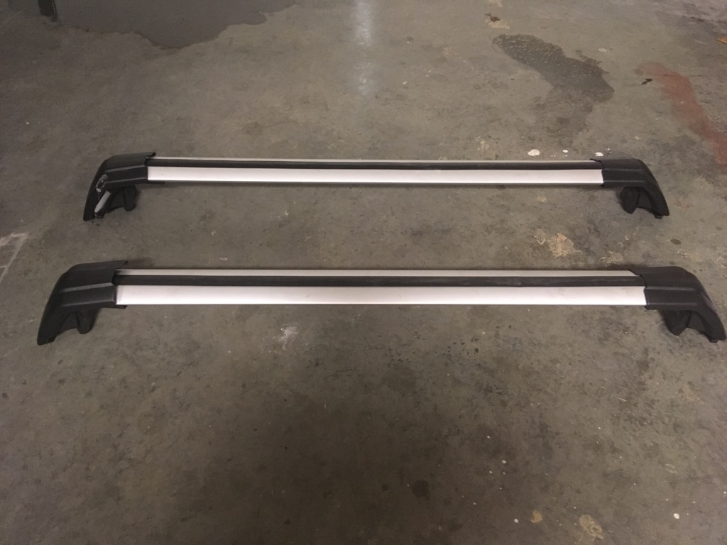 Roof Rack Set w/out Sunroof