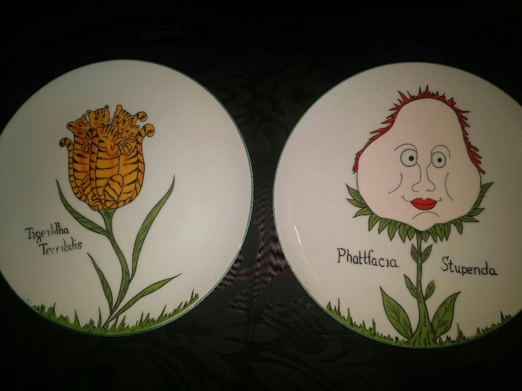 Nonsense Plates