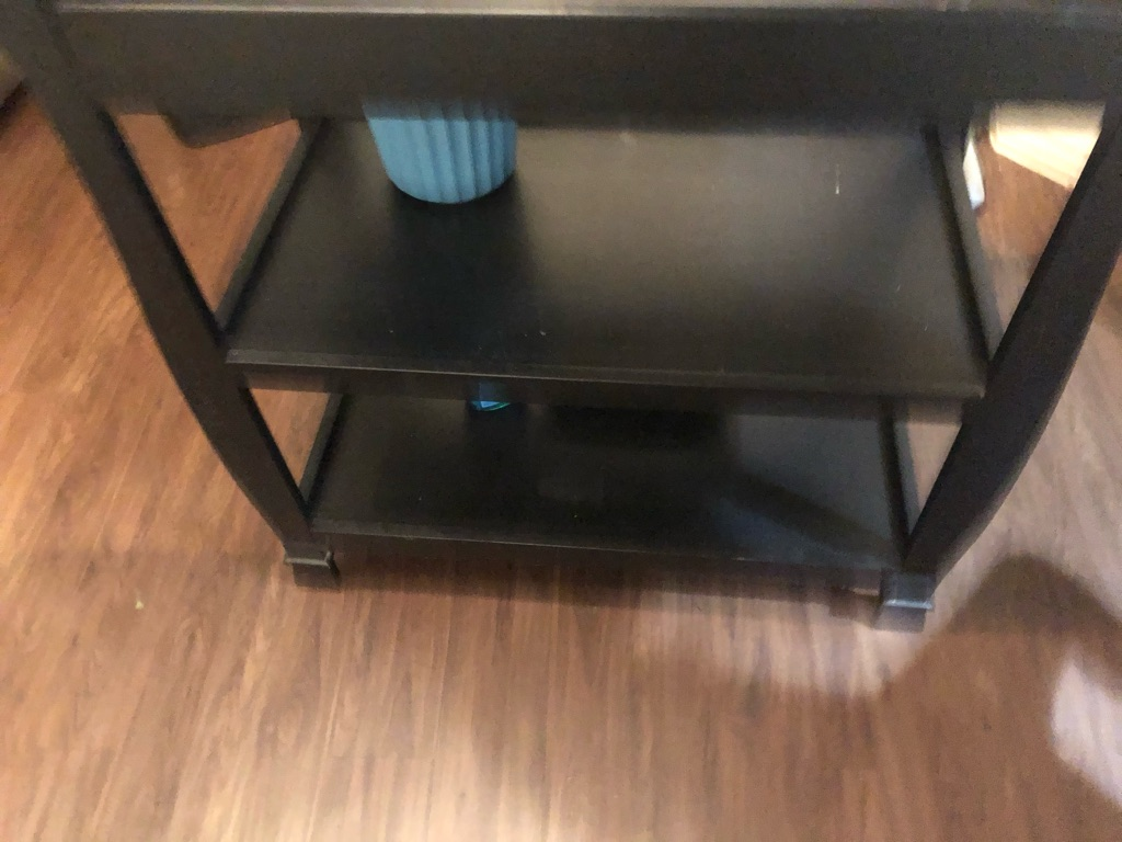 baby shelf/changing table