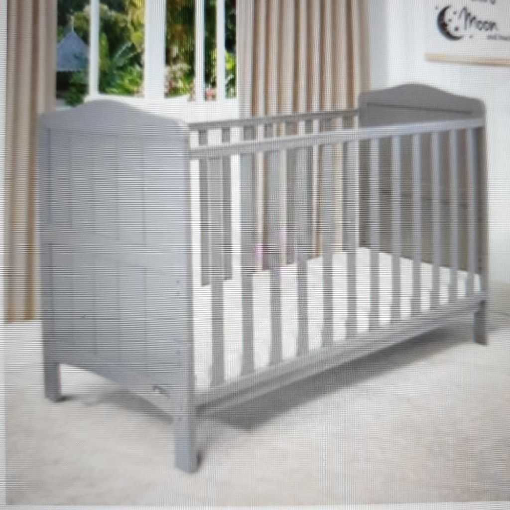 Isafe cot/toddler bed