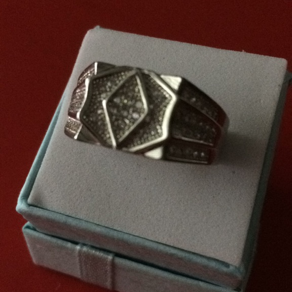 New Gents 925 Silver Signet Ring