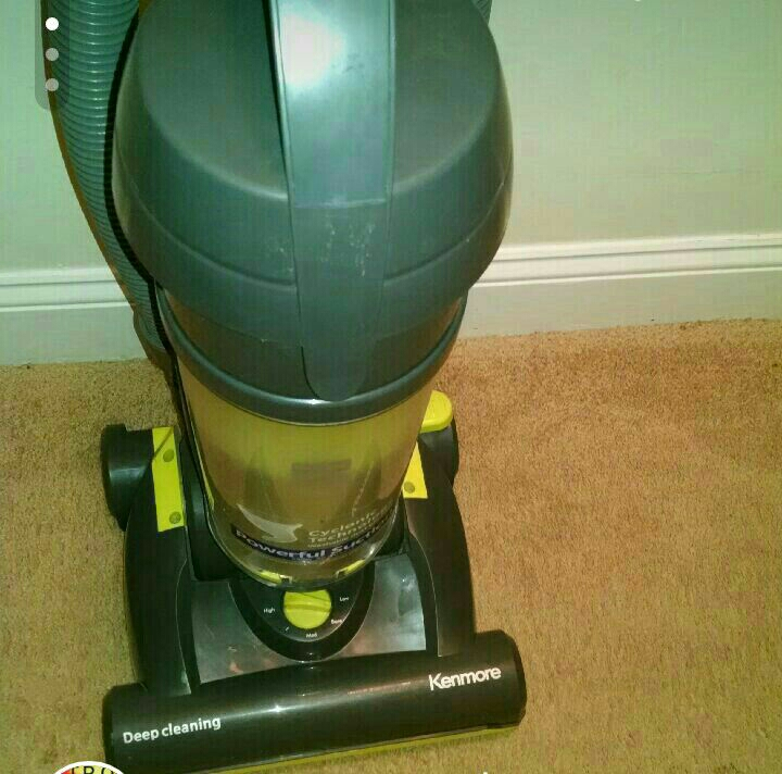 Kenmore power vacuum