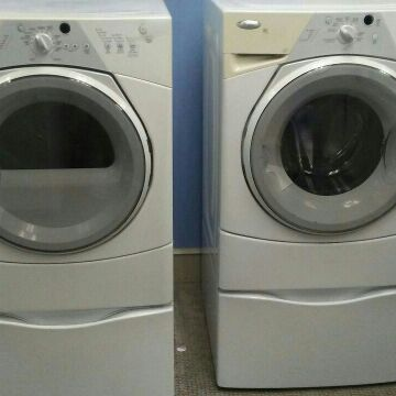 Matching washer and Dryer Set