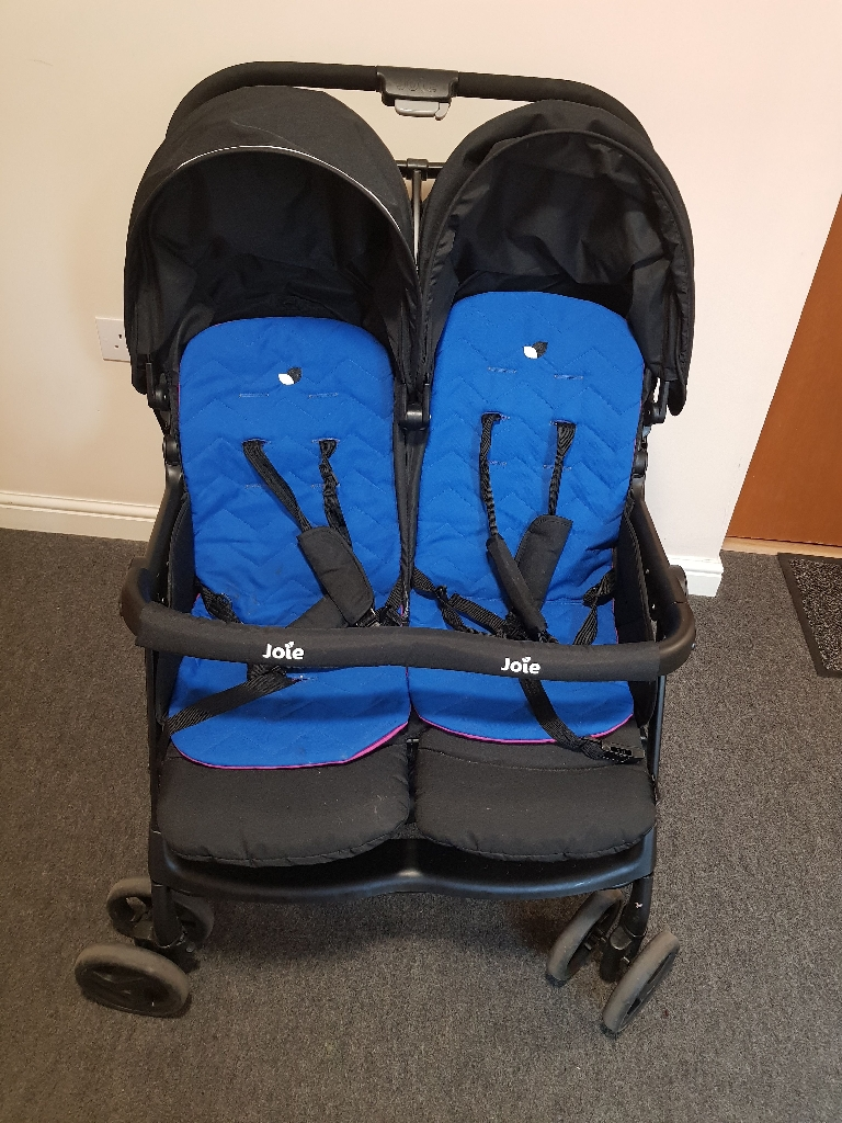 Double buggy for sale as good as new