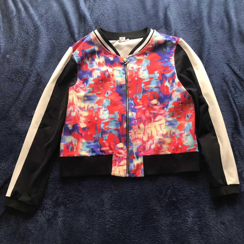 River island girls jacket