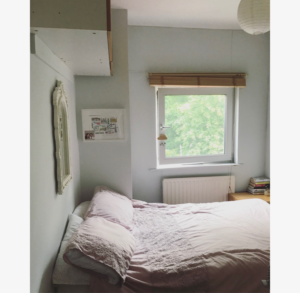 1 double bedroom for rent in house share