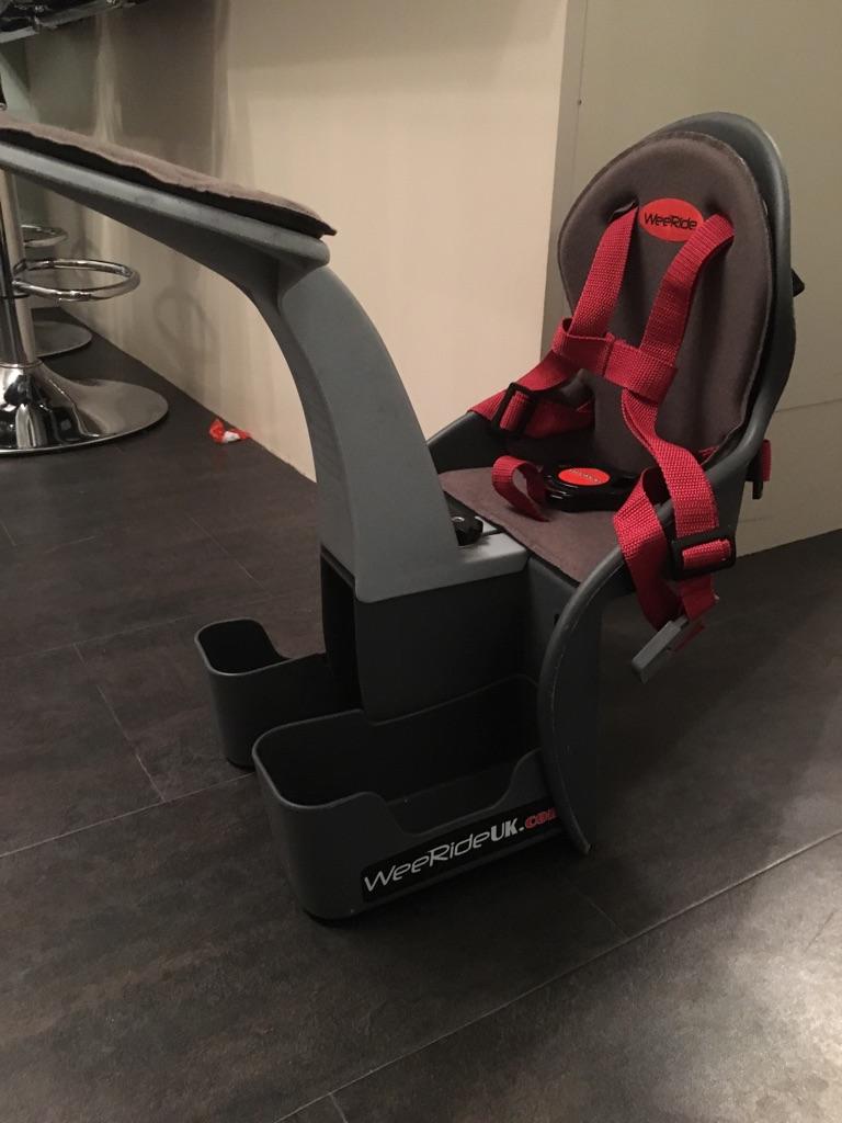 Baby/toddler bike seat