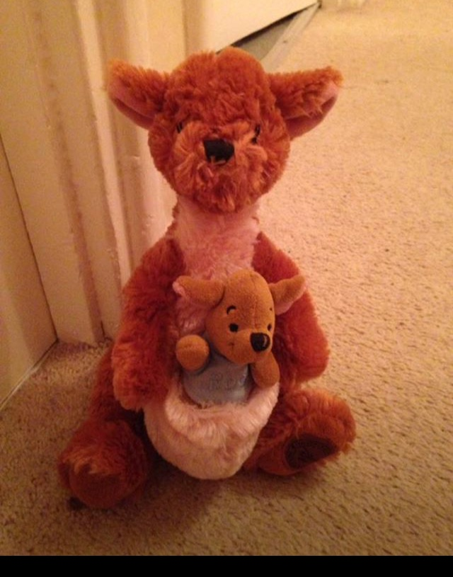 Disney Kanga & Roo Exclusive Teddy