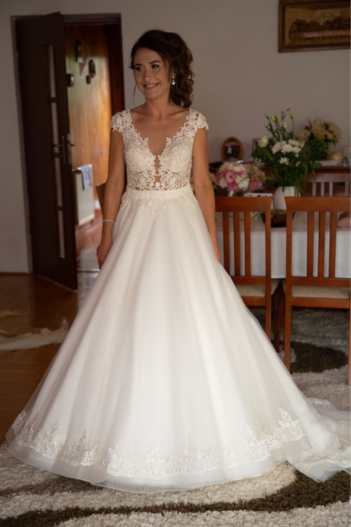 French collection Wedding Dress