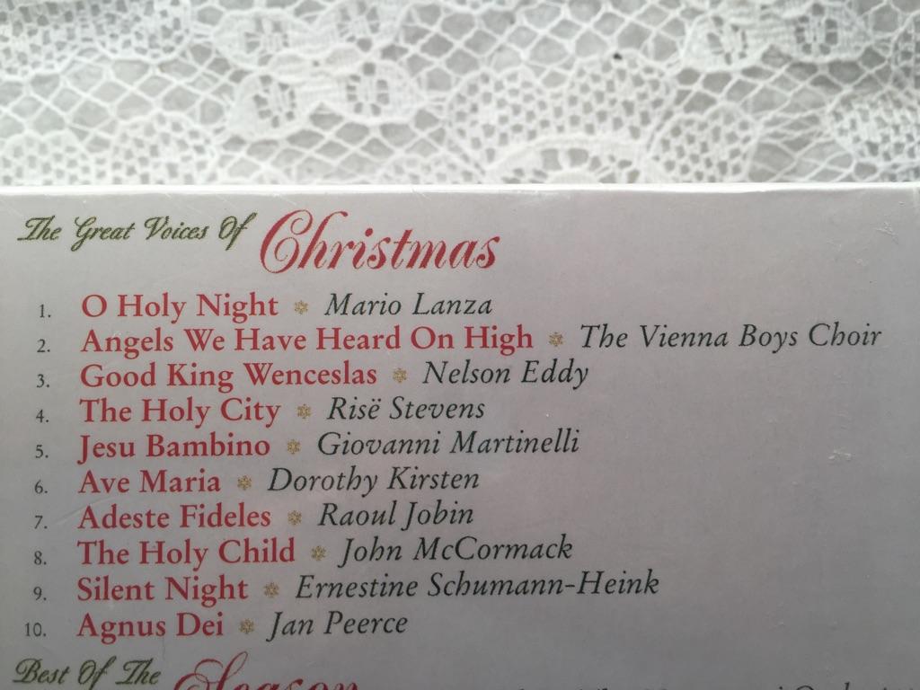 The Classics of Christmas