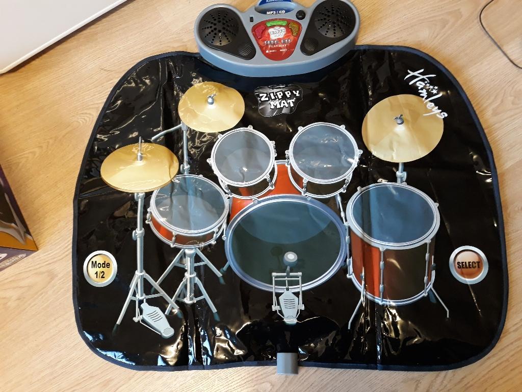 Hamleys Drum Kit playmat