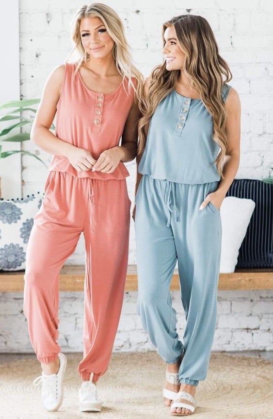 Jumpsuits 20% off using my code below
