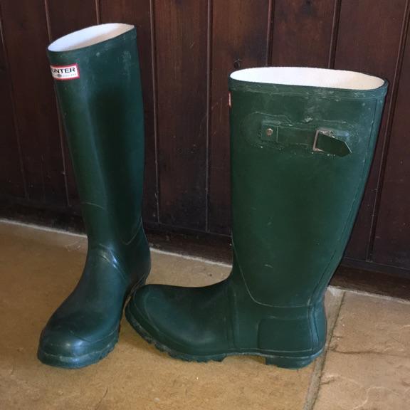 Men's Hunter boots