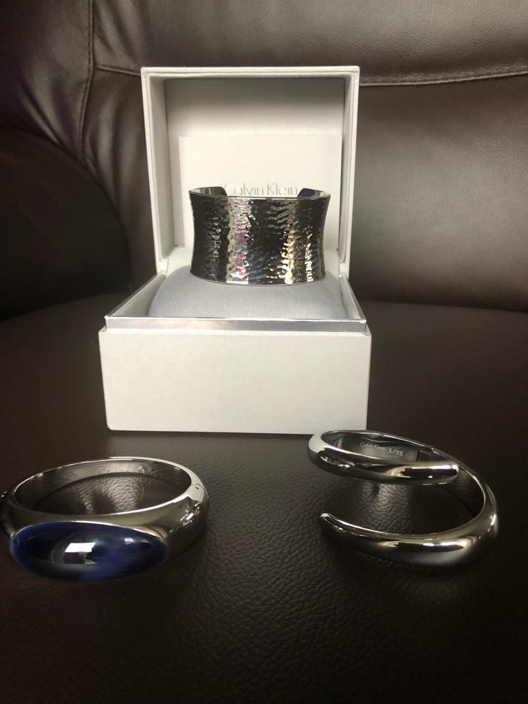 Calvin Klein ladies Authentic Bracelets