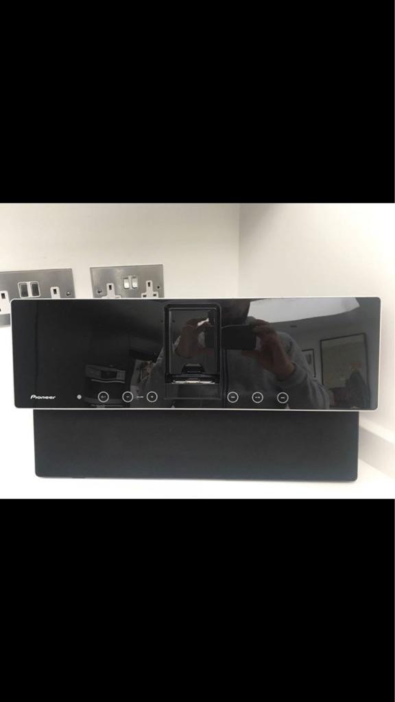 Pioneer iPod Speaker System
