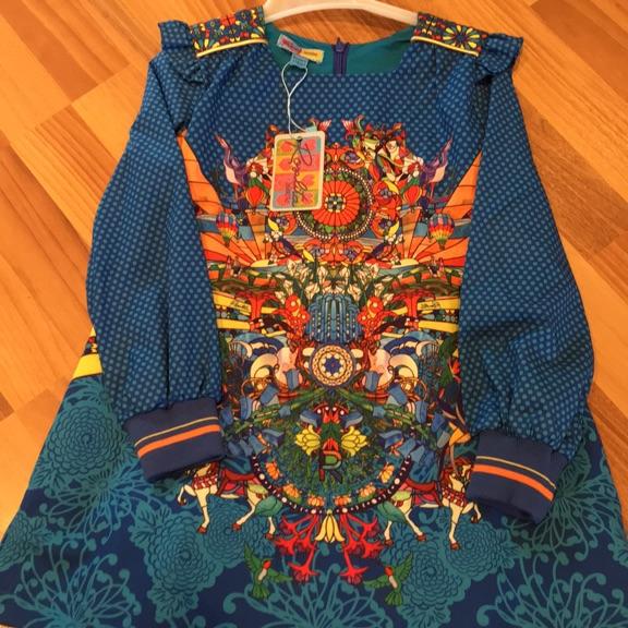 Rosalita Senorita dress