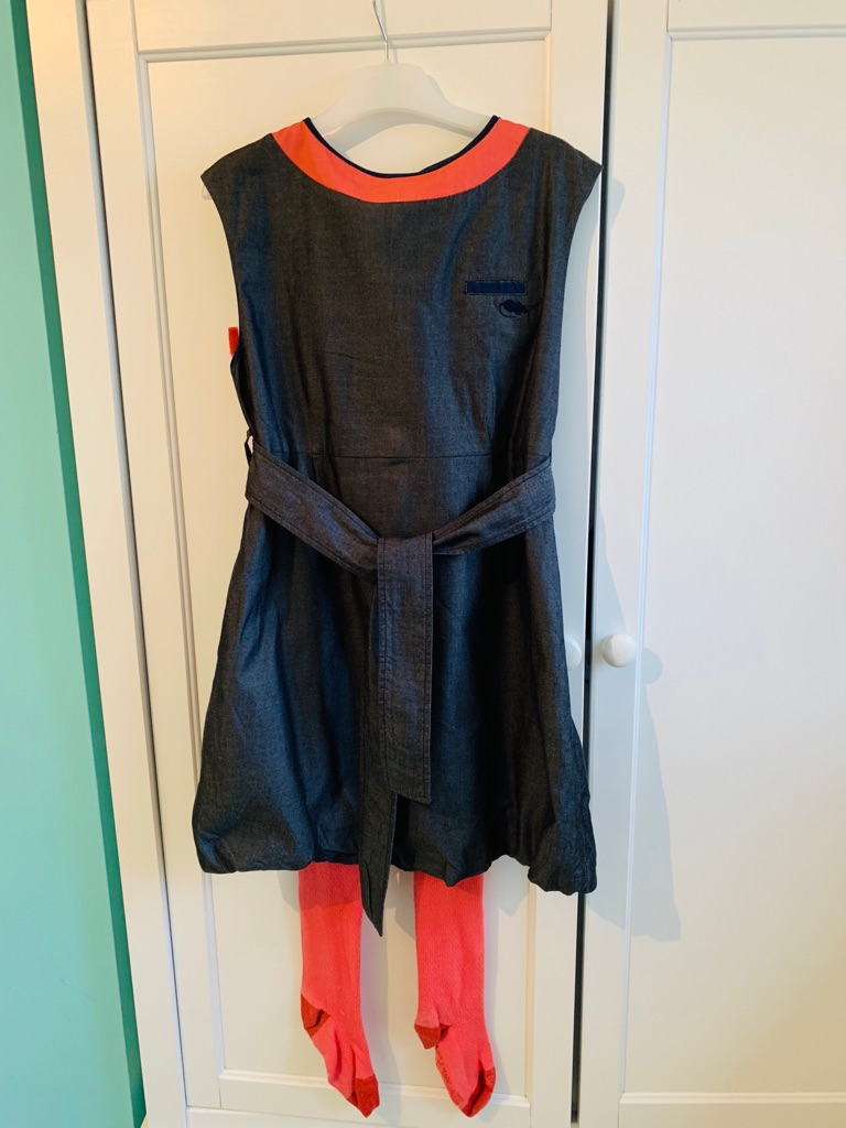 Little Marc Jacob Dress & tights - Aged 10 years