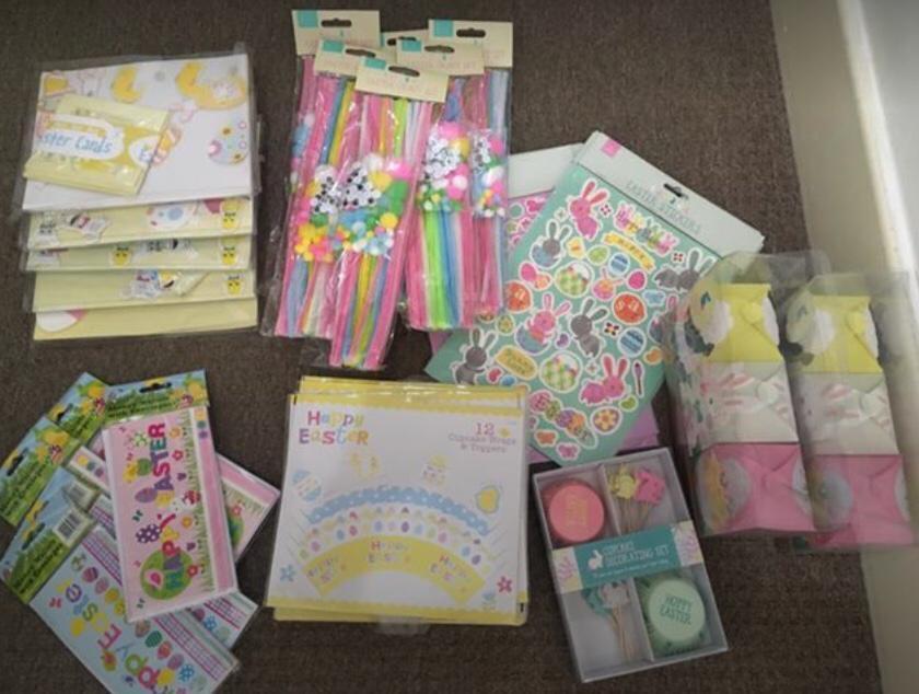 Arts crafts easter bundle brand new