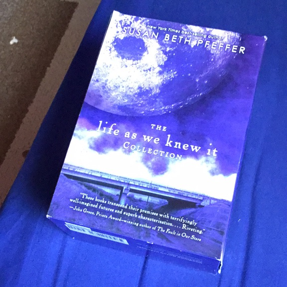 The life as we knew it collection by Susan Beth