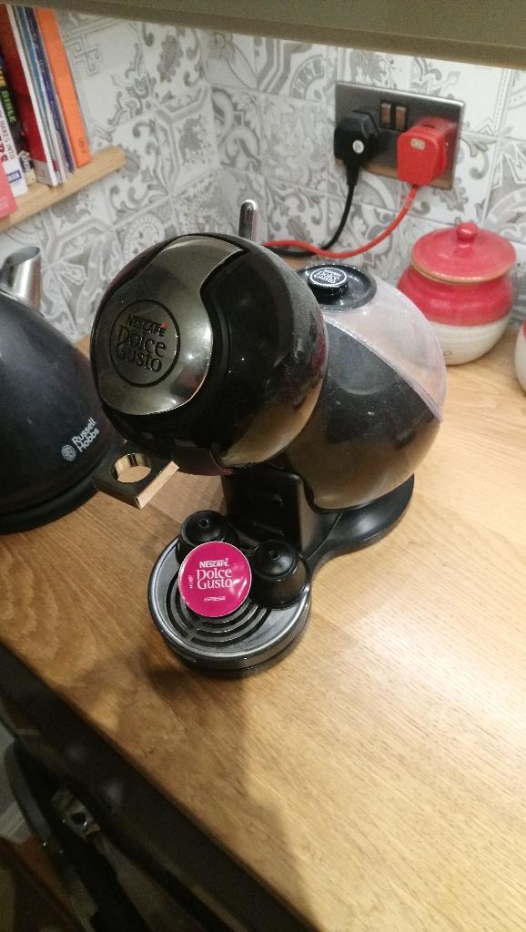 Nescafe Dolce Gusta coffee maker