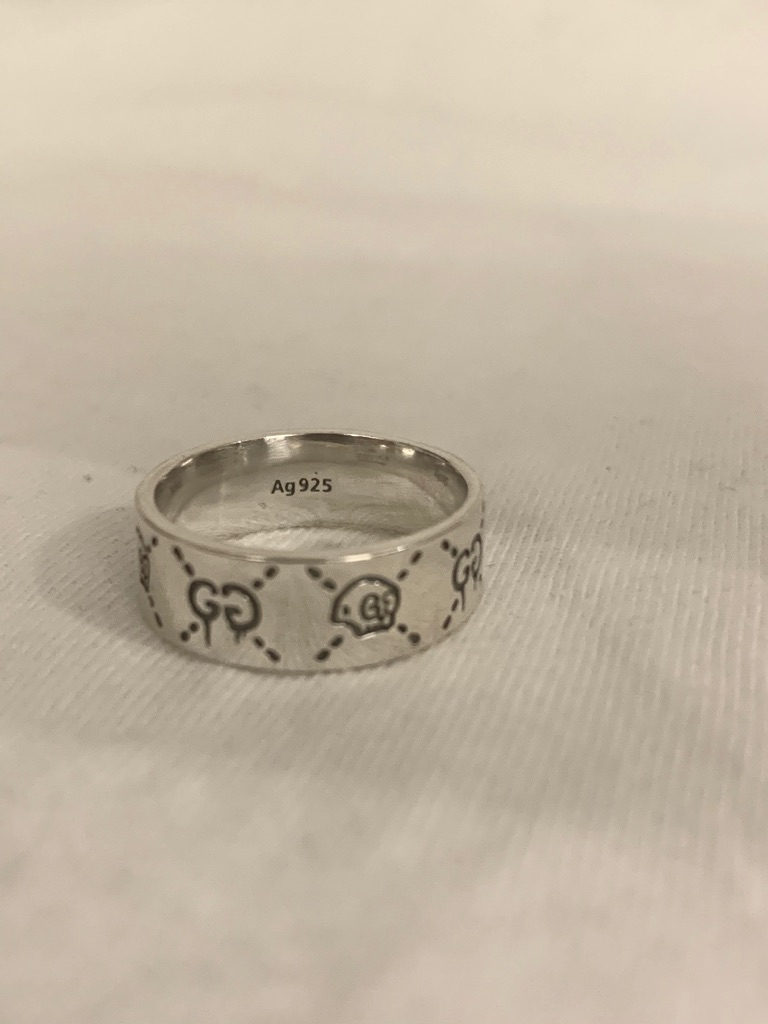 Gucci Ghost Ring