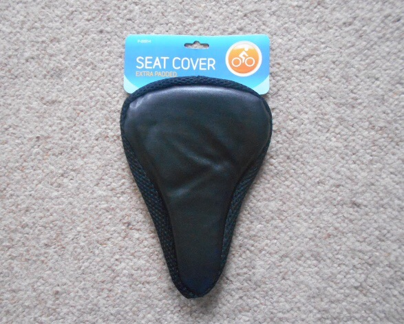 EXTRA PADDED BICYCLE SEAT COVER