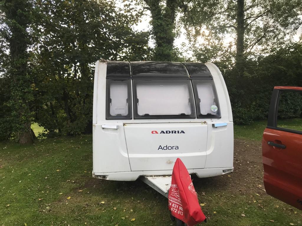Adria Izonzo 613dt Caravan 2015