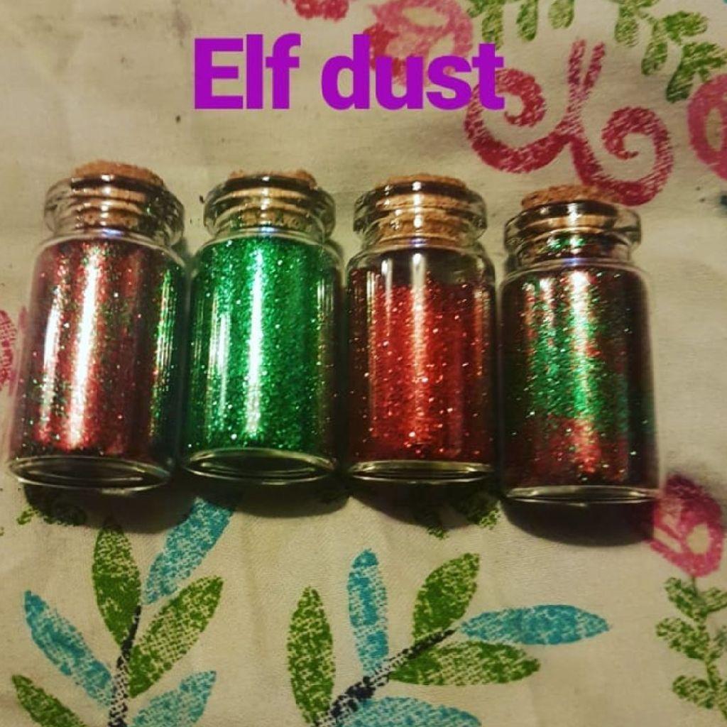 Elf dust