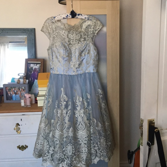Dress brides made or prom