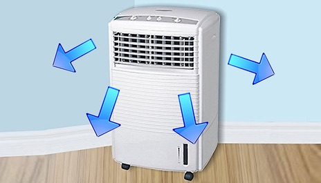 Large and extra large Air Cooling Unit was £189.99 & £199.99 & £9.99 P&P now just £79.99 & £89.99 & £9.99 P&P