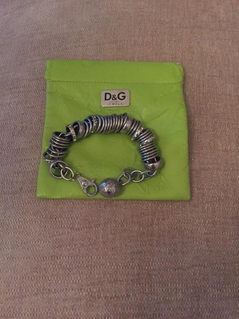D&G chunky bracelet
