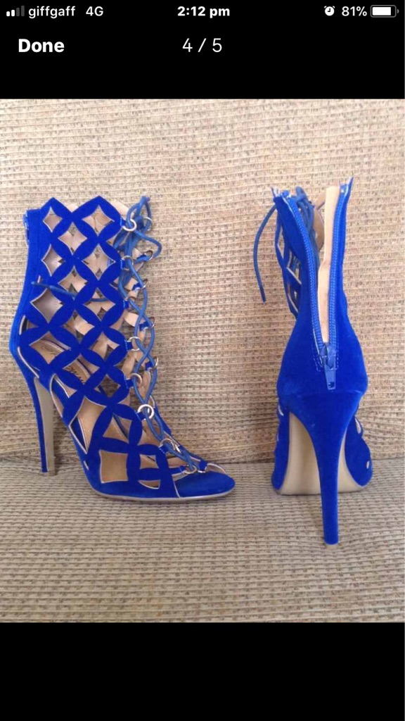 Size 5 & 6 Ladies Shoes