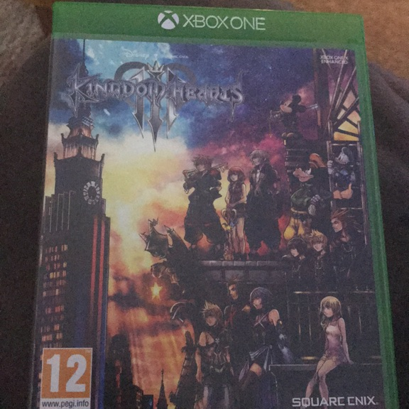 Kingdom of hearts 3