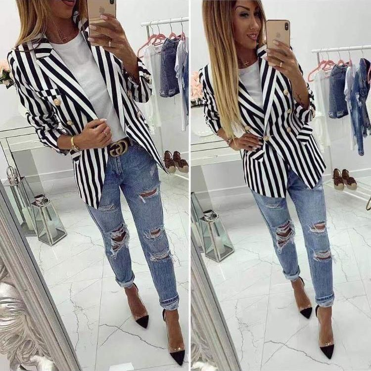 Simone blazer