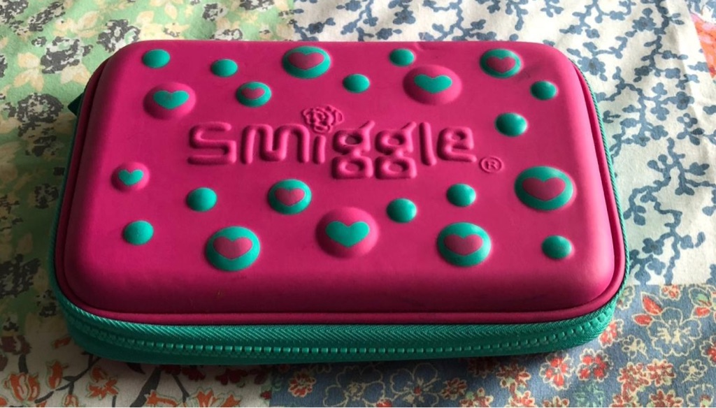 Smiggles pencil cases
